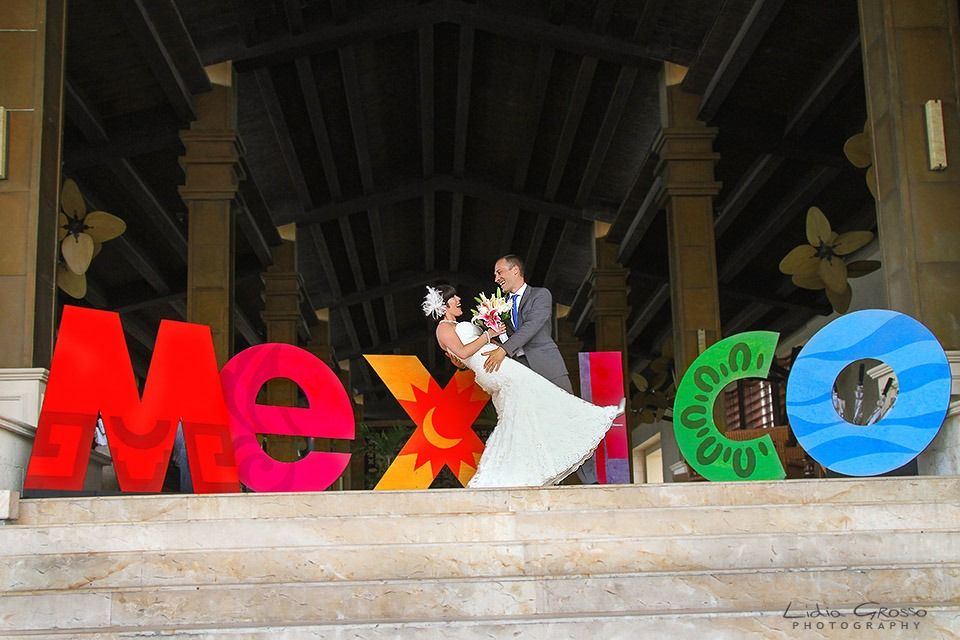 Dreams Riviera Cancun wedding Photographer