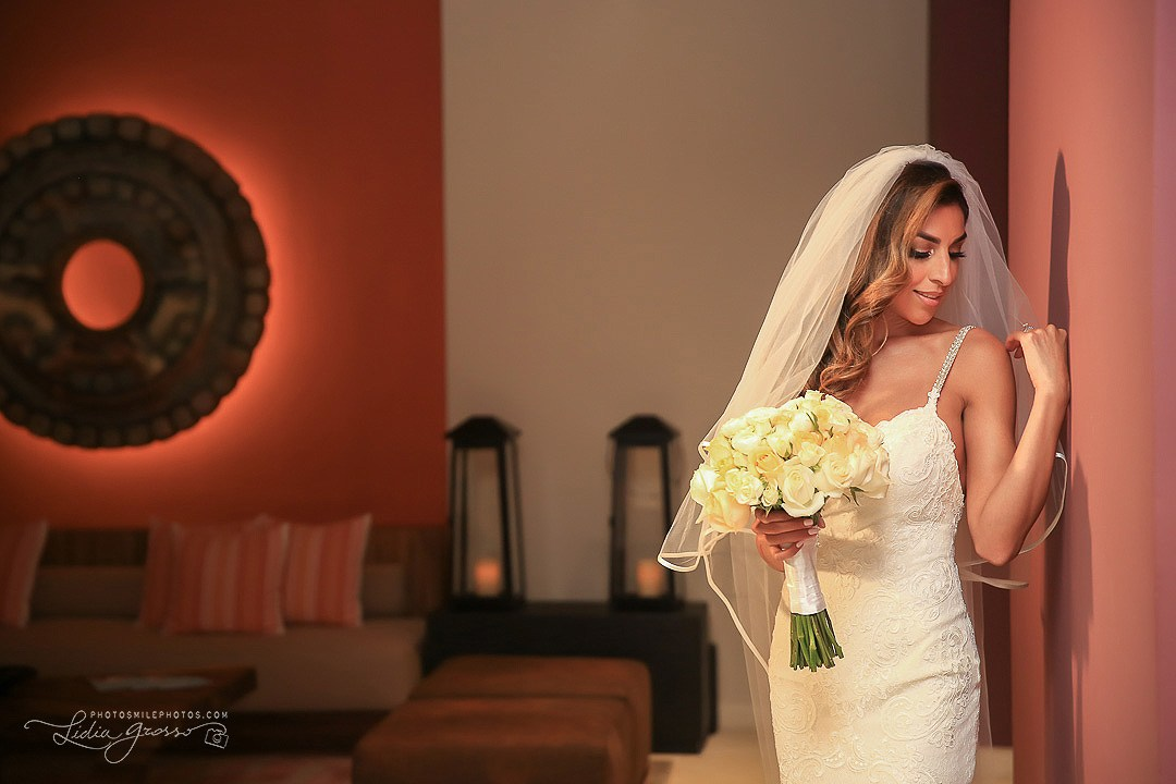 Hyatt Ziva Cancun wedding photography