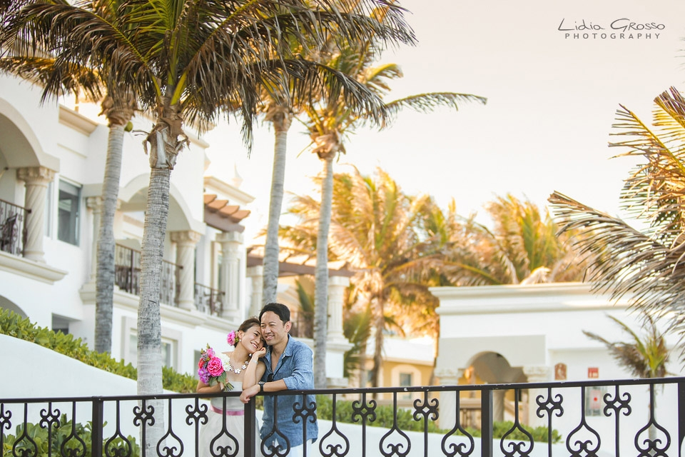Hyatt Zilara Cancun wedding Photographer
