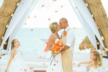 Lynn & Jerome Wedding Dreams Riviera Cancun