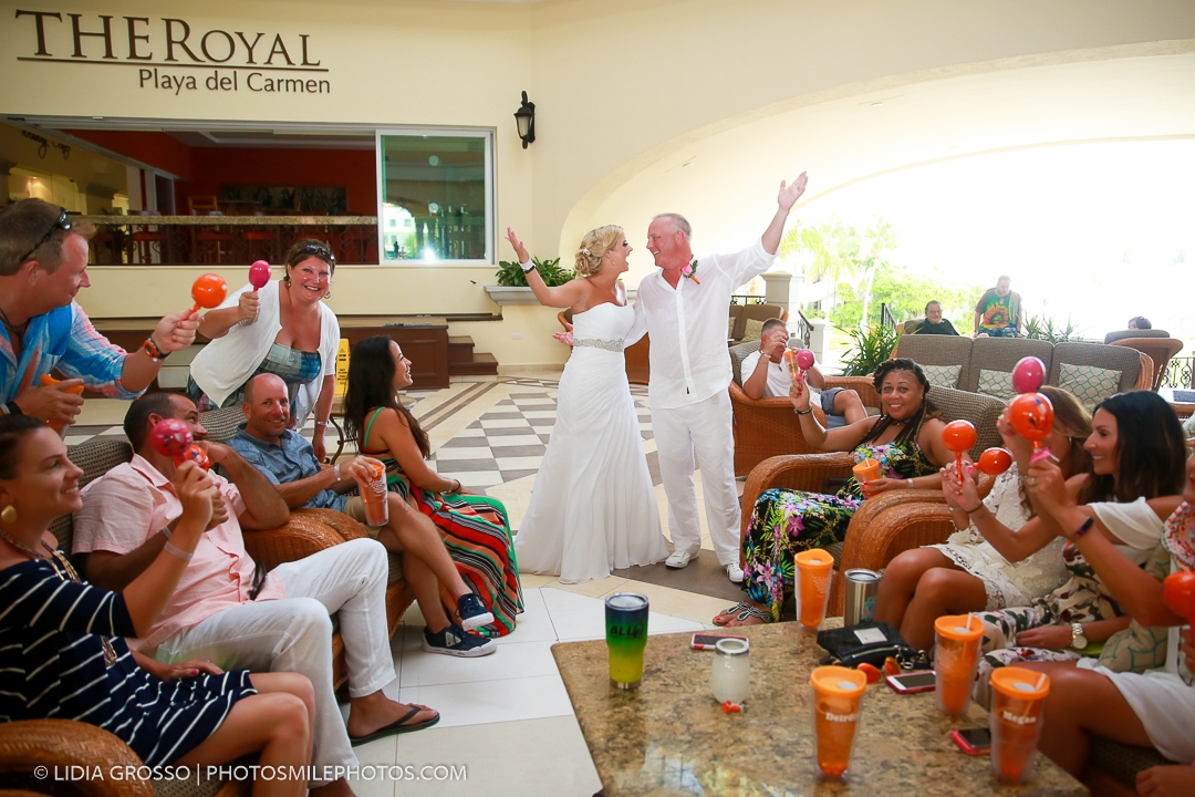 Royal Playa destination wedding photographer