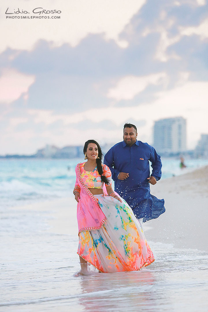 east indian weddings cancun photographer hindu wedding. Black Bedroom Furniture Sets. Home Design Ideas