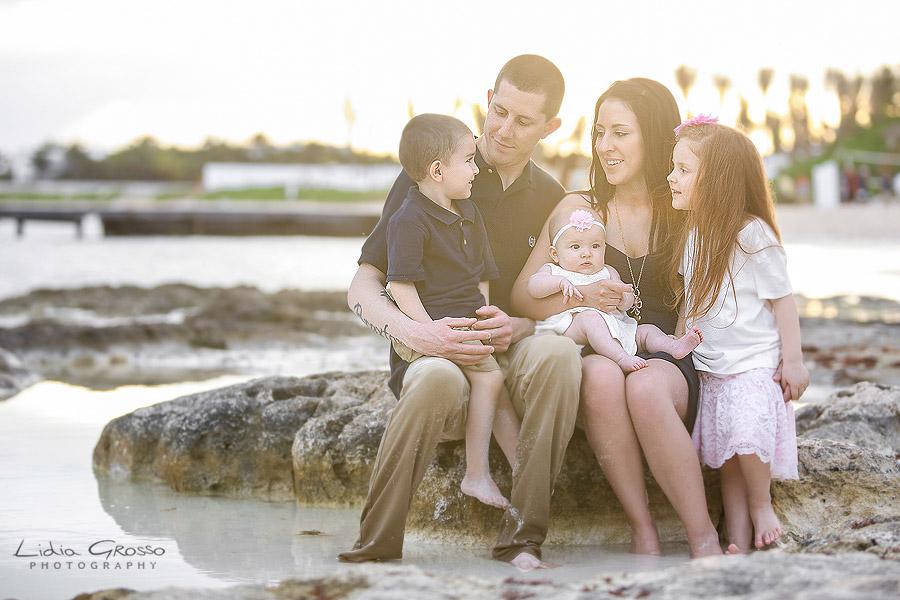 Cancun family portrait photographer ritratti di famiglia for Wedding and portrait photographers international