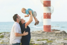 Hyatt Ziva Cancun photographer family portraits