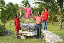 Lidia Grosso Photography, Fotografo Cancun, East Indian Punjabi family portraits Cancun, Cancun Photographer