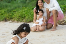 Cancun beach family portrait photographer, Lidia Grosso Photography, Riviera Maya photographer