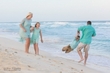 family portrait photographer Cancun