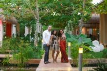 Paradisus La Esmeralda Playa Family Portrait