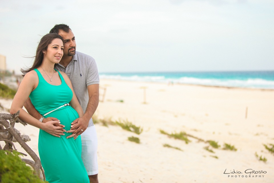 Cancun maternity session, Couples portraits Cancun, engagements sessions Cancun and Riviera Maya, fotografo parejas Cancun, Lidia Grosso Photography