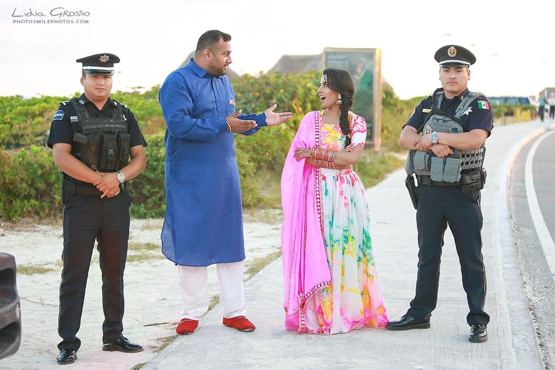 Indian weddings Cancun photographer