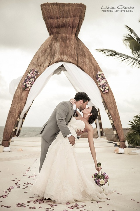 cancun weddings Dreams Riviera Cancun