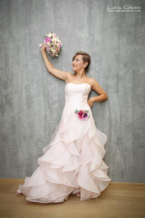 Fotografo matrimoni Torino Preparazione sposa