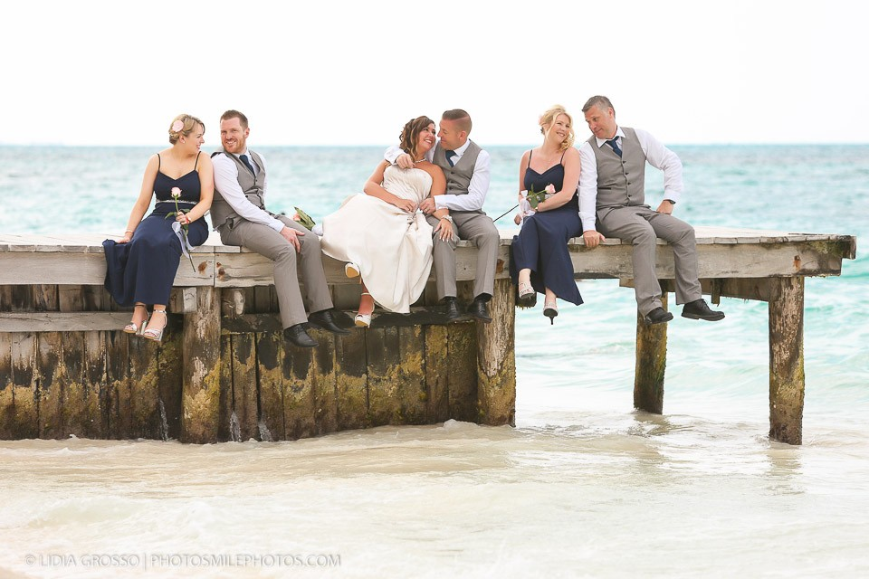 Riu Cancun Wedding Photographer