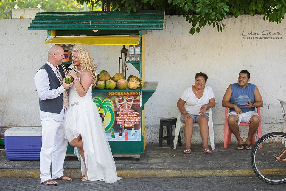 Isla Mujeres Wedding photographer