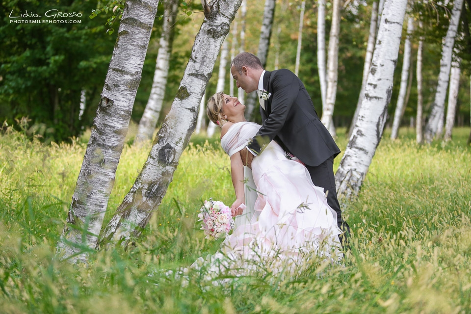Fotografo matrimoni Torino Italia