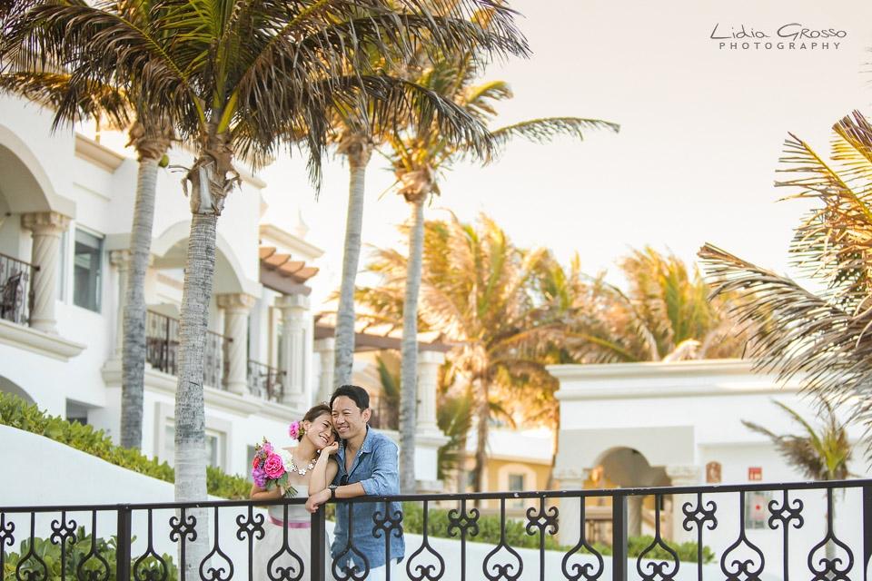 Hyatt Zilara Cancun wedding Photographer