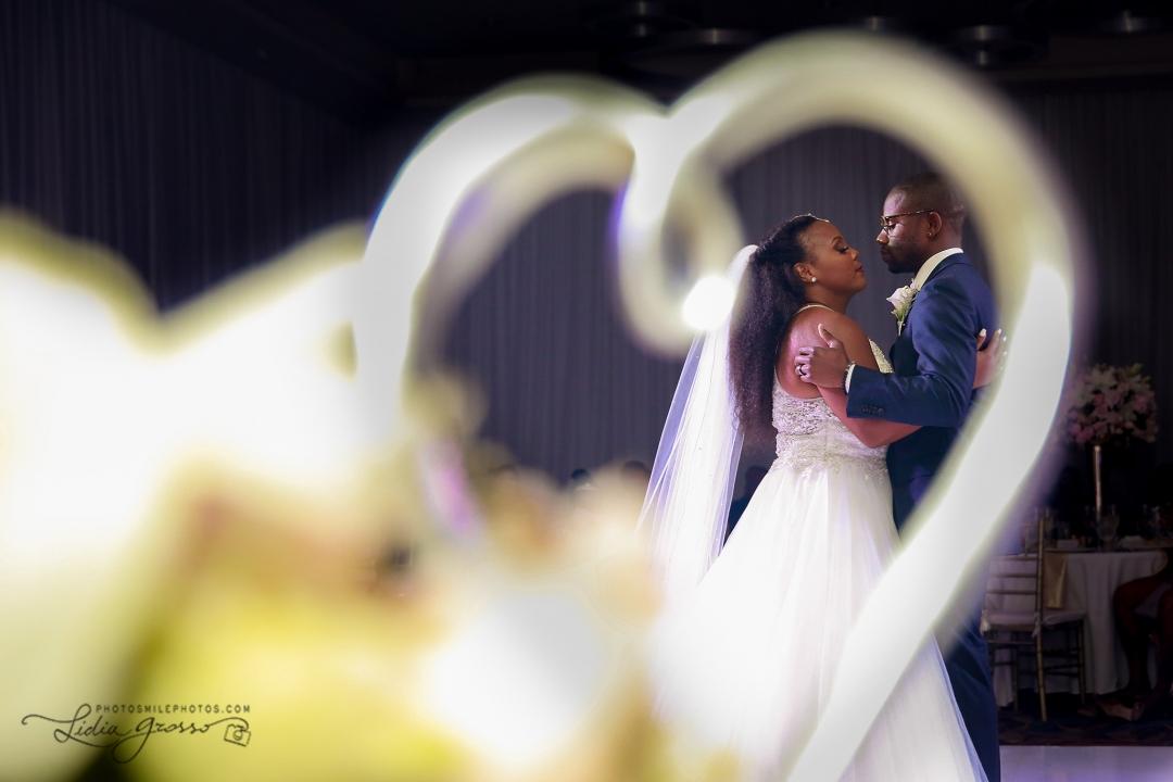 Jahleeka & TJ wedding Hyatt Ziva - 629s