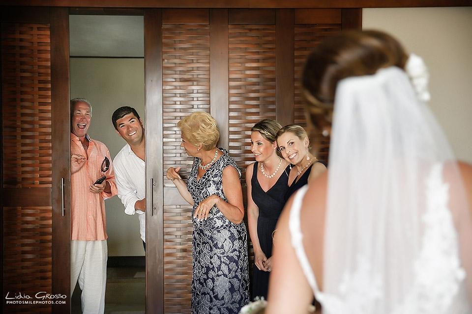 wedding photographer Dreams Riviera Cancun