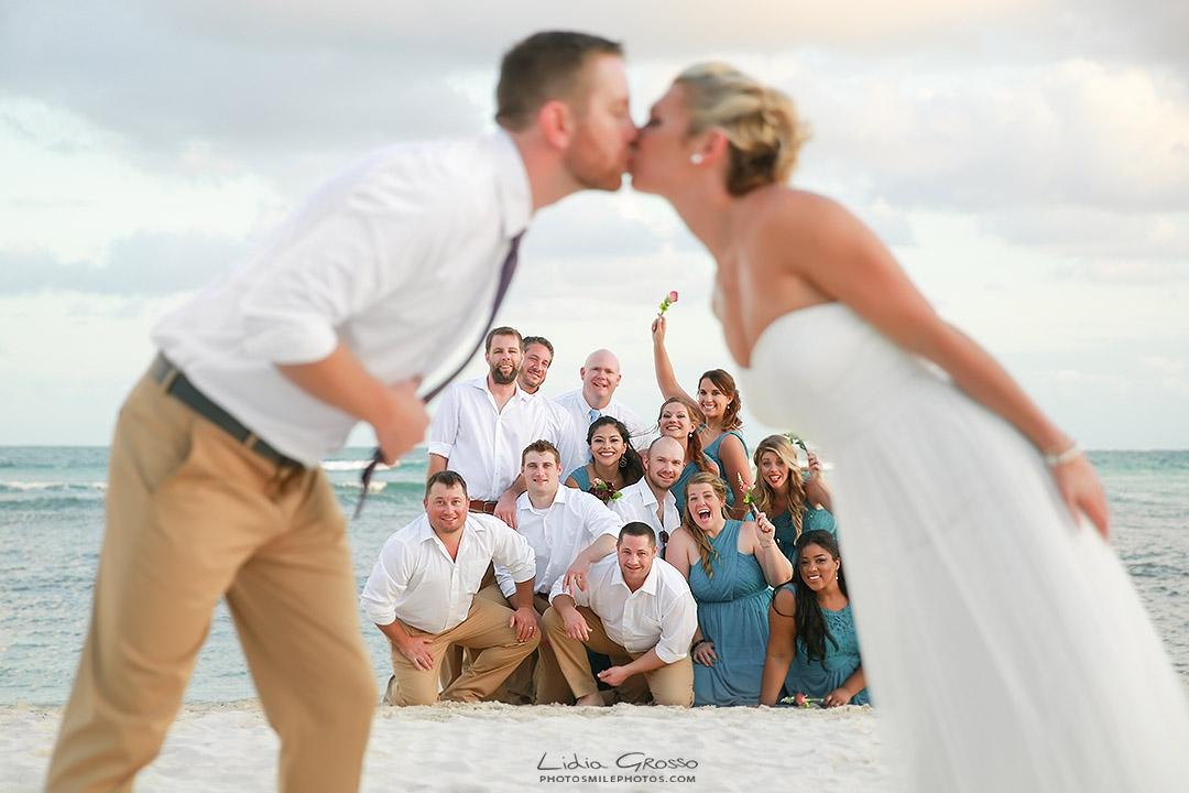 Destination Wedding Photos Secret Silversands