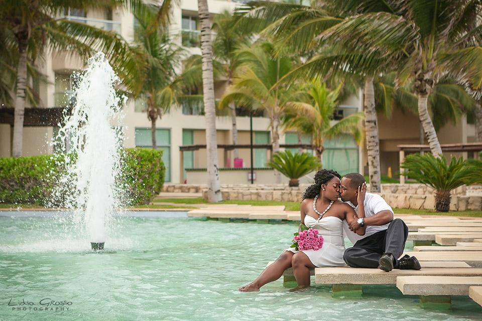 Westin Lagunamar Cancun wedding photographer