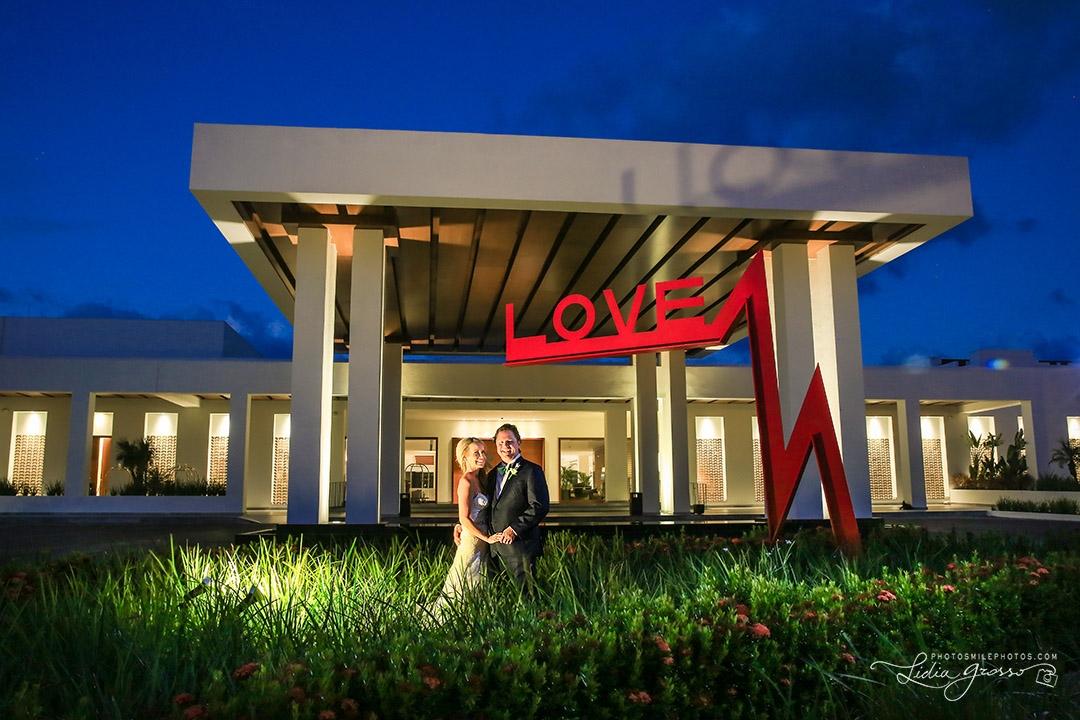 Finest Cancun wedding photos