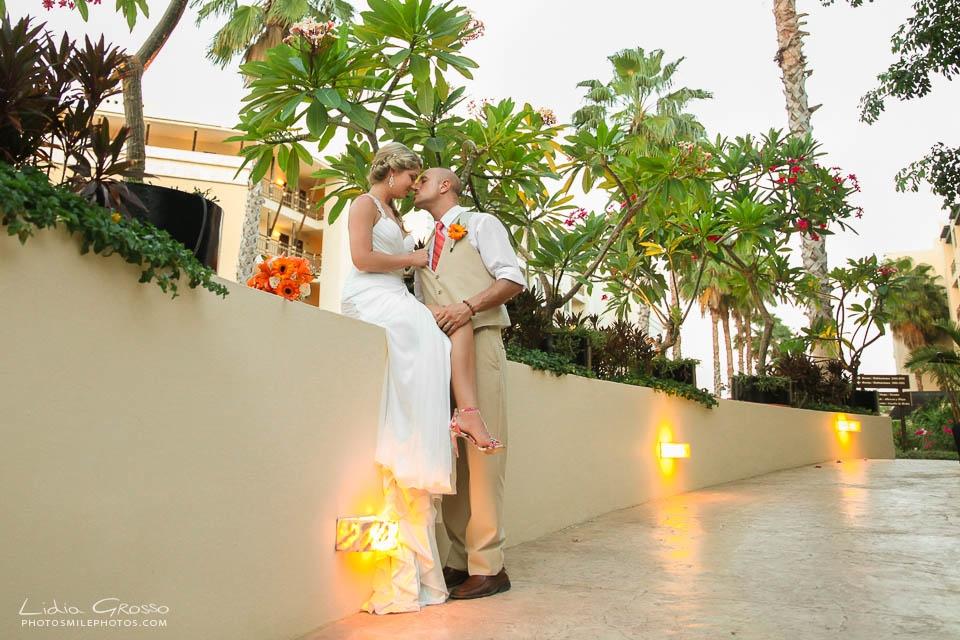 Dreams Riviera Cancun wedding photographe