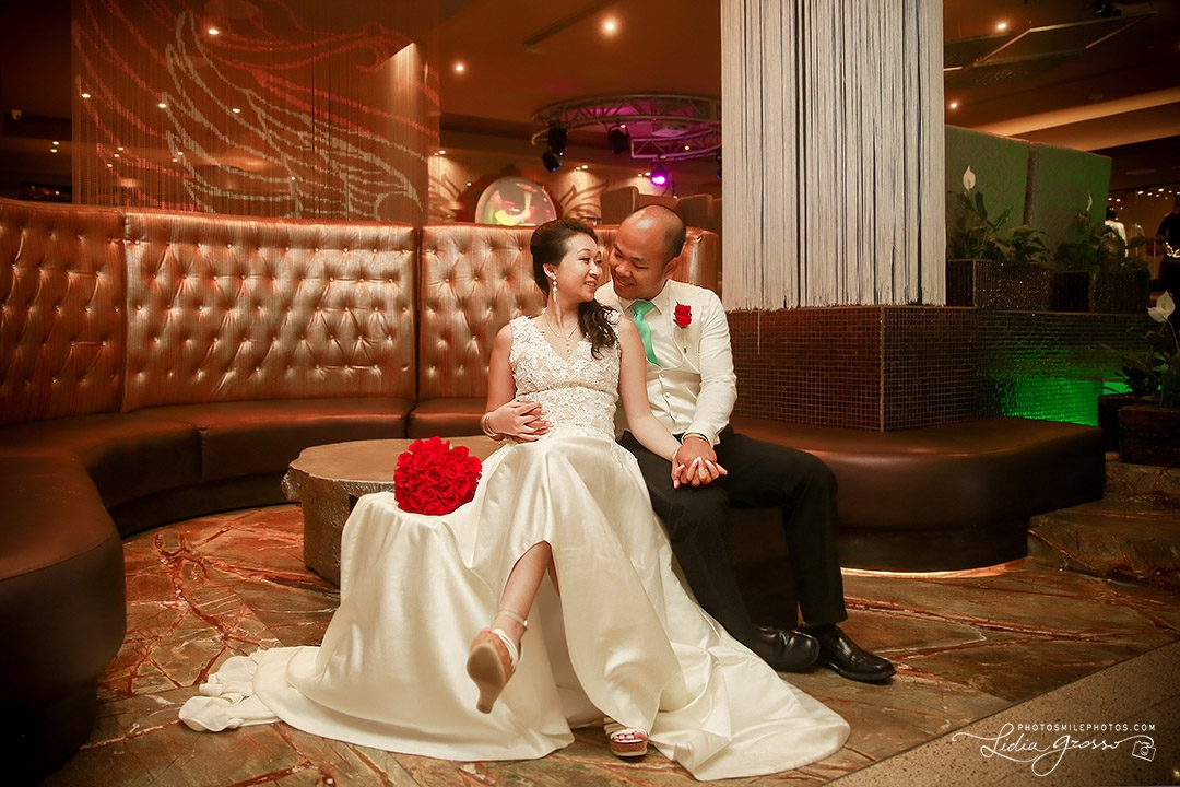 Hard Rock Cancun wedding photographer