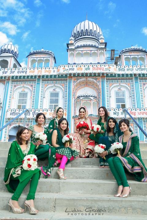 East Indian Weddings photographer