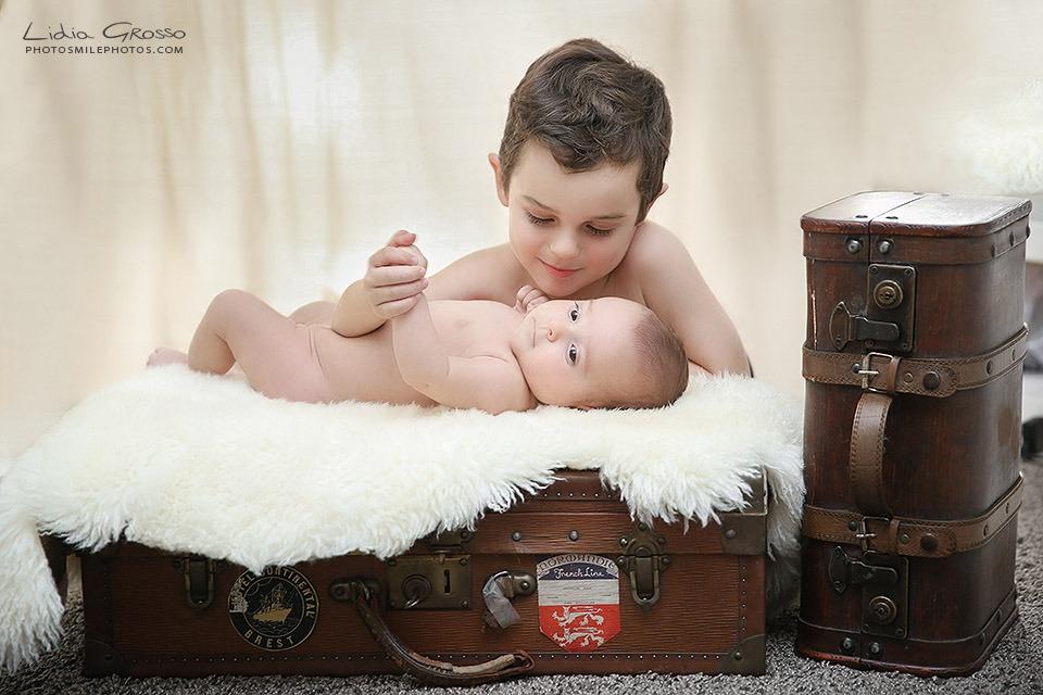 Fotografia bambini e neonati Torino, Italia