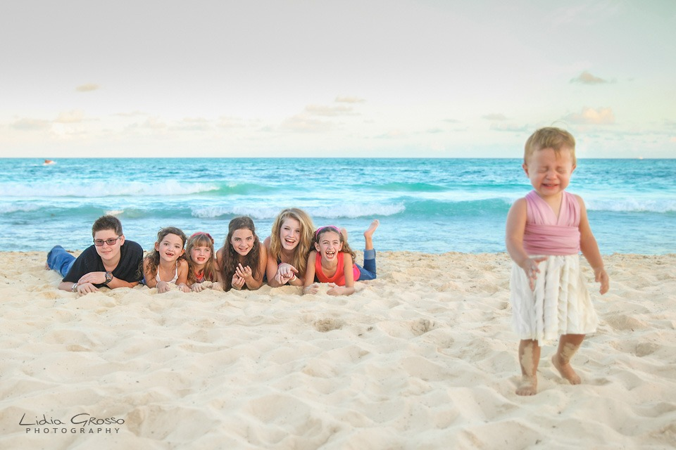Kids Photographer Cancun