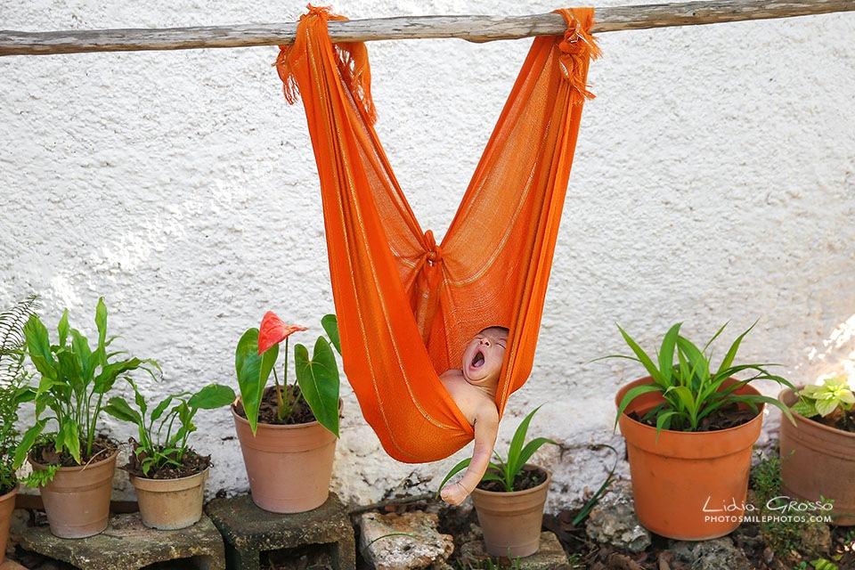 fotografia creativa recien Nacidos Cancun