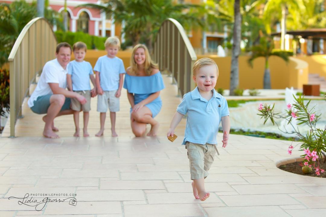 family Cancun Royal Haciendas Riviera Maya