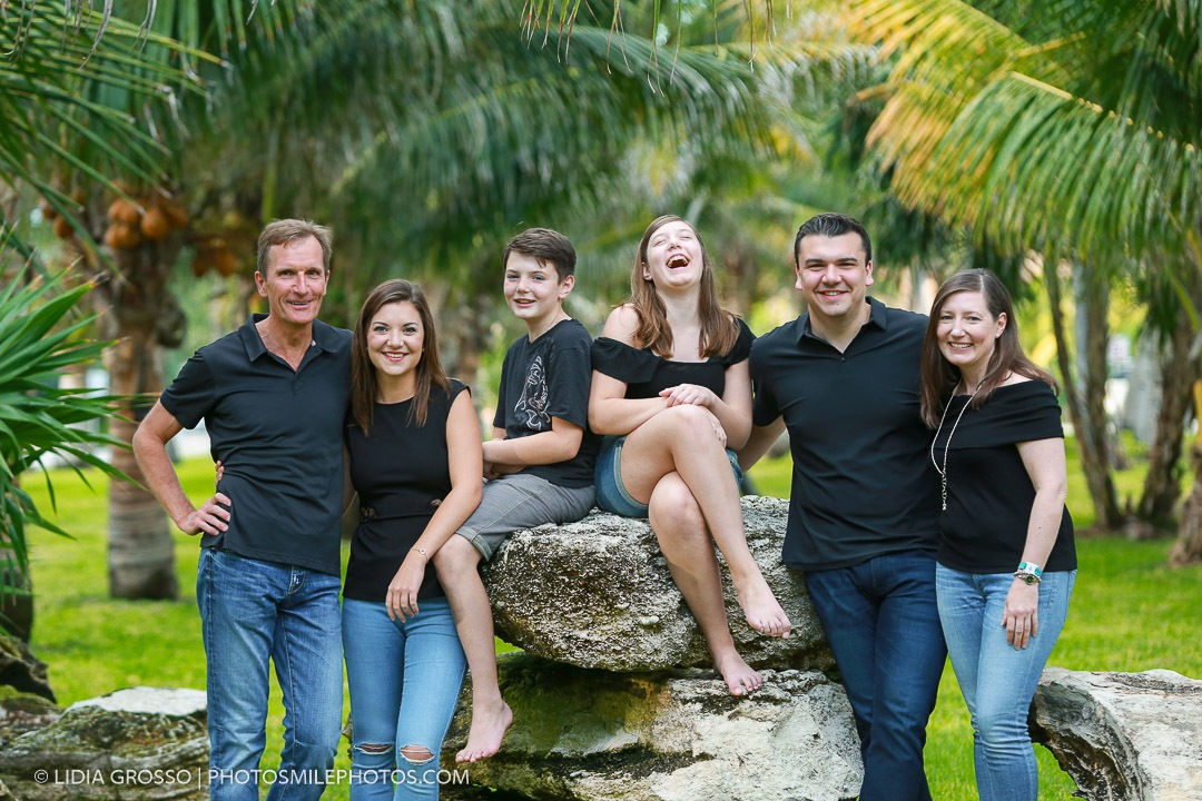 Family Portraits Cancun