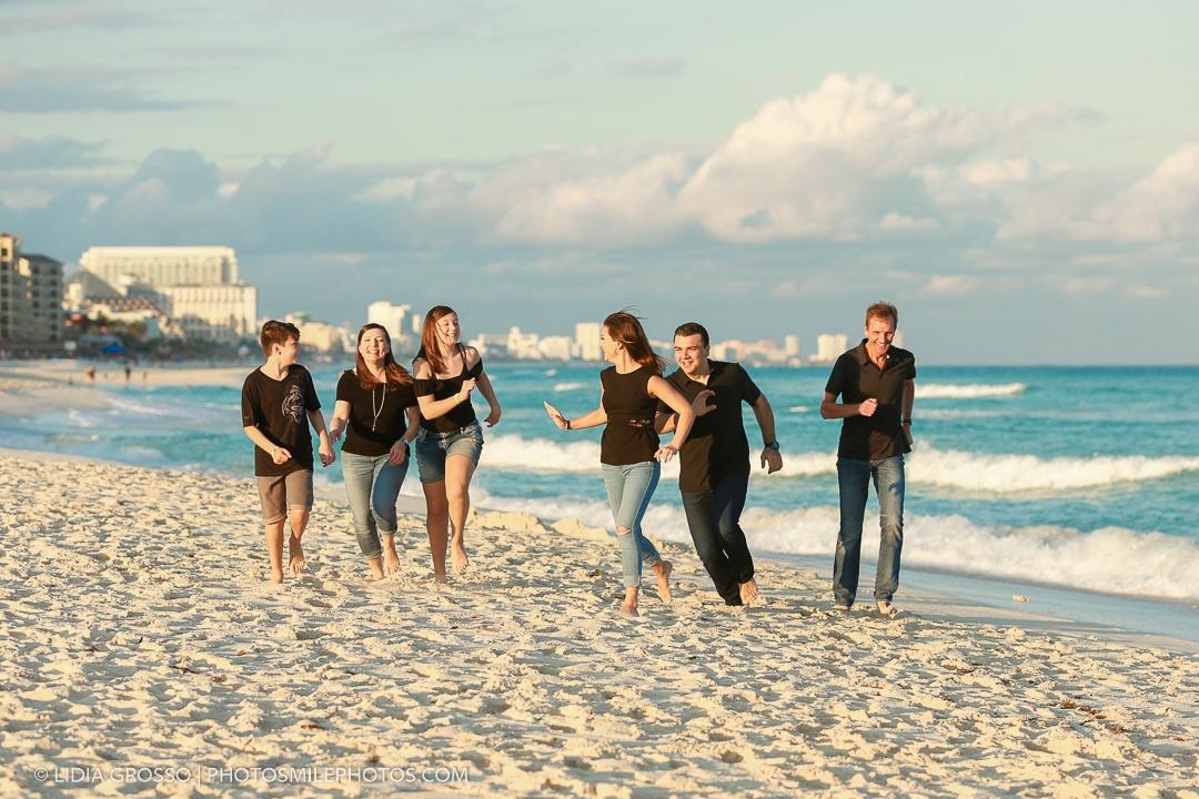 family photographer Cancun