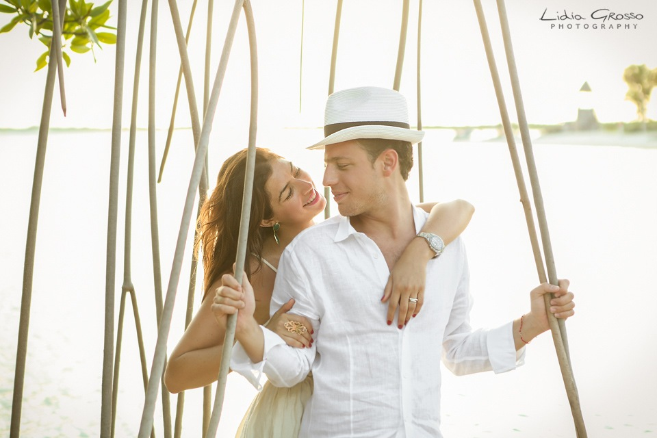 Nizuc Resort Couples Portraits