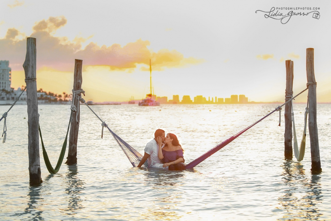 couples sessions Hyatt Ziva Cancun