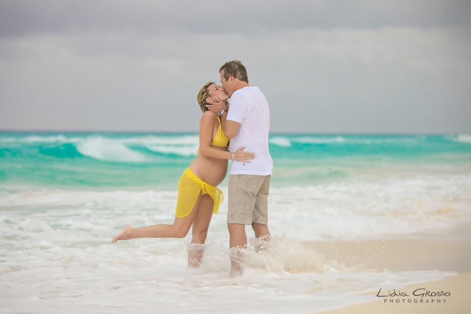 JW Marriott Cancun maternity session
