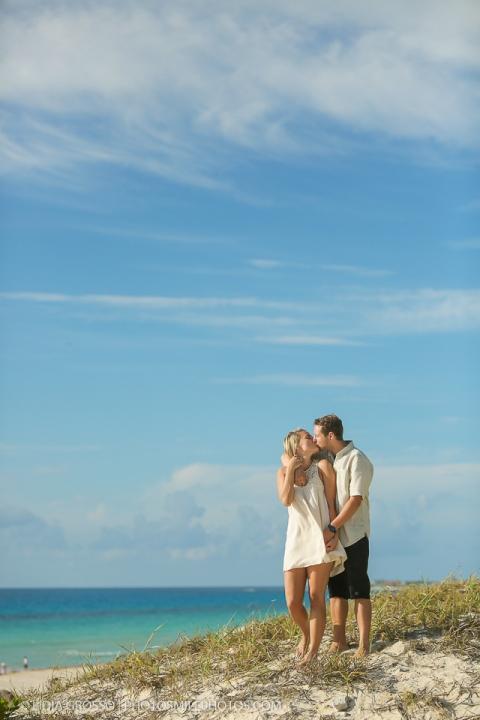 Couples Portraits Cancun