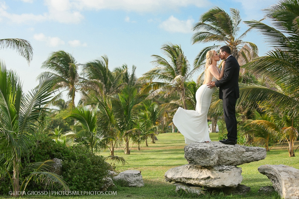 Post wedding photography Wedding Cancun